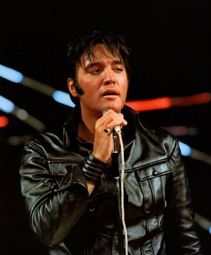 Elvis Presley Comeback Special (NBC Studios in Burbank, California) Aired: December 3, 1968
