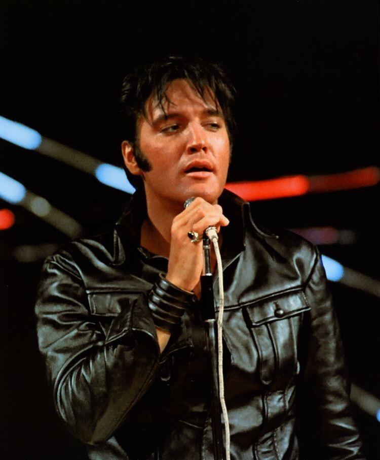 Elvis Presley Comeback Special (NBC Studios in Burbank, California) Aired: December 3, 1968
