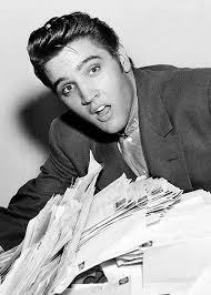 Elvis Presley 粉丝 Mail