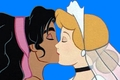 Esmeralda/Cinderella - disney-crossover photo