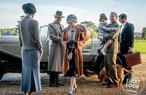 First look at the Downton Abbey film