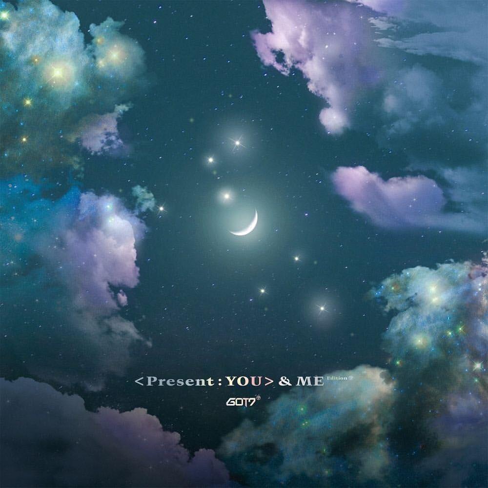 GOT7 Present আপনি ME Edition Album Cover