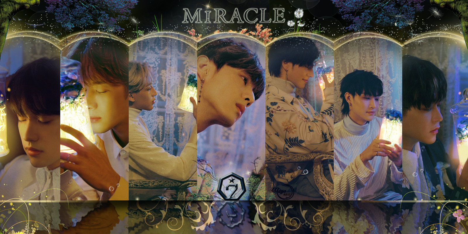 GOT7 MIRACLE #WALLPAPER