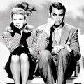Ginger Rogers and Cary Grant  - classic-movies photo