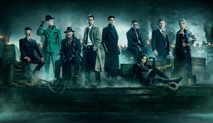 Gotham - Season 5 Cast Portrait
