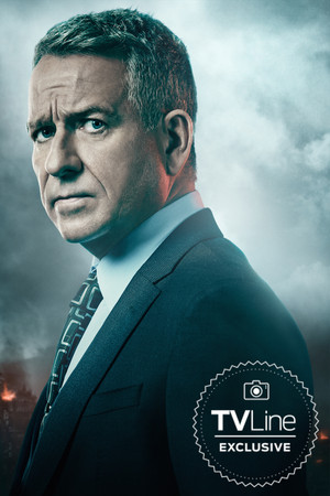 Gotham - Season 5 Portrait - Alfred Pennyworth