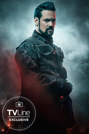 Gotham - Season 5 Portrait - Eduardo Dorrance