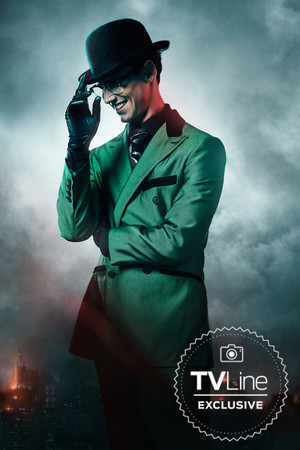 Gotham - Season 5 Portrait - Edward Nygma