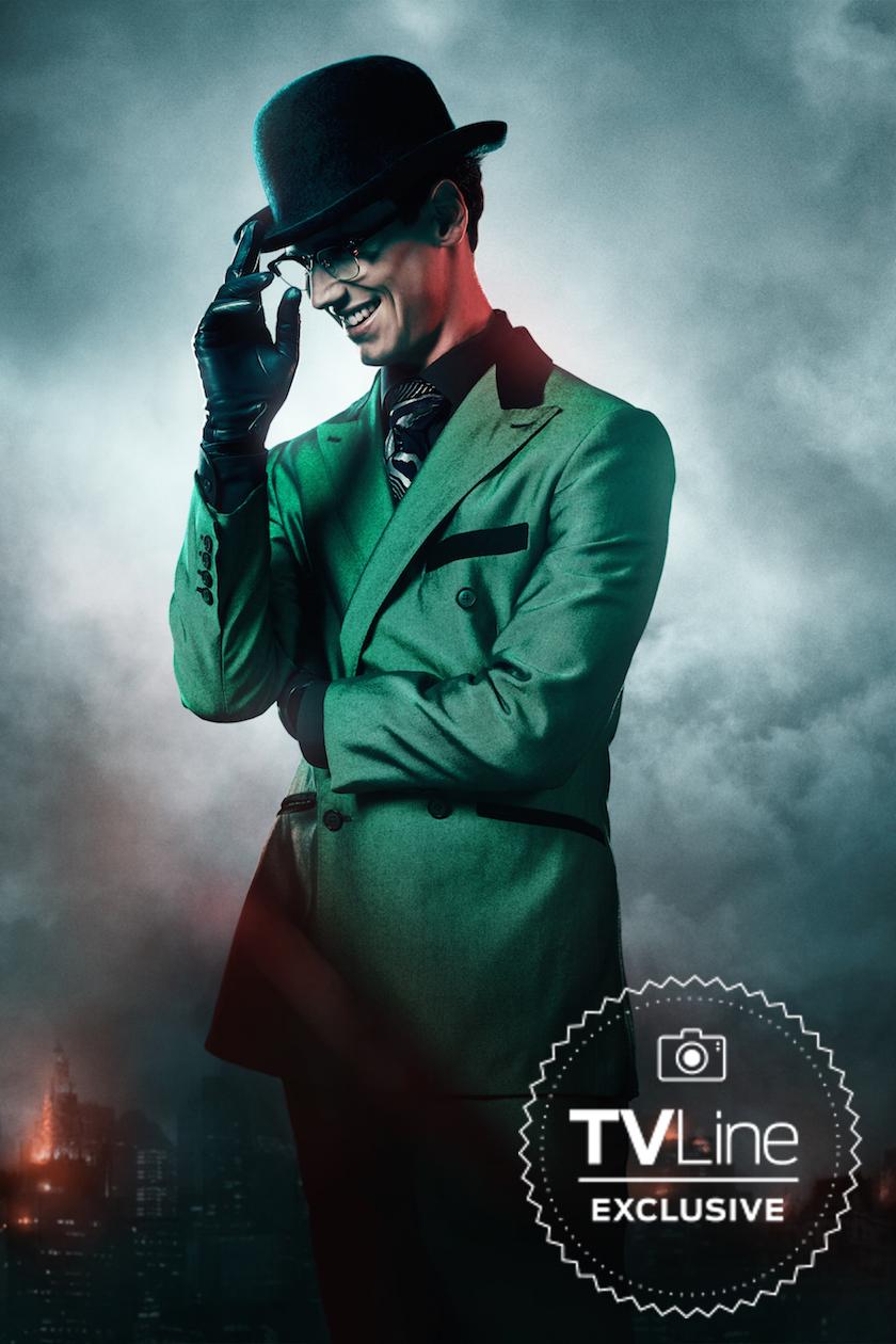 Gotham - Season 5 Portrait - Edward Nygma