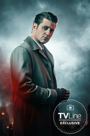 Gotham - Season 5 Portrait - Jim Gordon