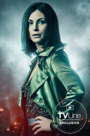 Gotham - Season 5 Portrait - Lee Thompkins