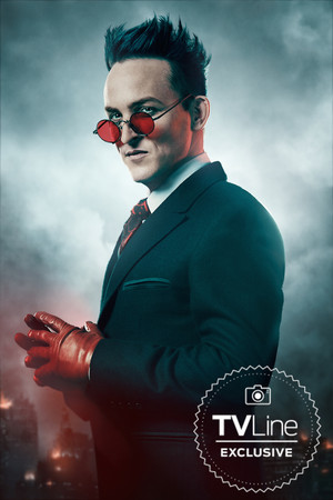 Gotham - Season 5 Portrait - Oswald Cobblepot