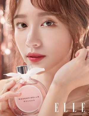 Hani for 'ELLE Korea'