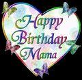 Happy Birthday, Mom! 💖