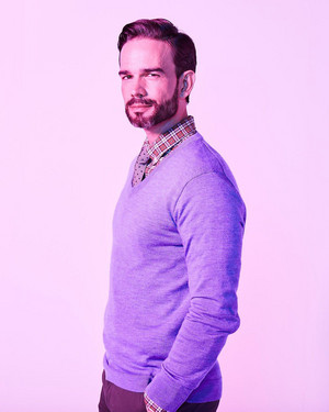 Insatiable - Season 1 Photoshoot - Christopher Gorham as Bob Barnard