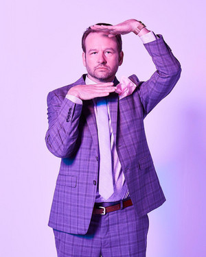 Insatiable - Season 1 Photoshoot - Dallas Roberts as Bob Armstrong