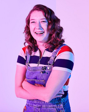 Insatiable - Season 1 Photoshoot - Kimmy Shields as Nonnie Thompson