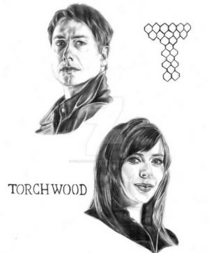 Jack/Gwen Drawing