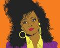 Janet Jackson  - 80s-music fan art