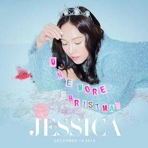 Jessica teases holiday track 'One más Christmas'