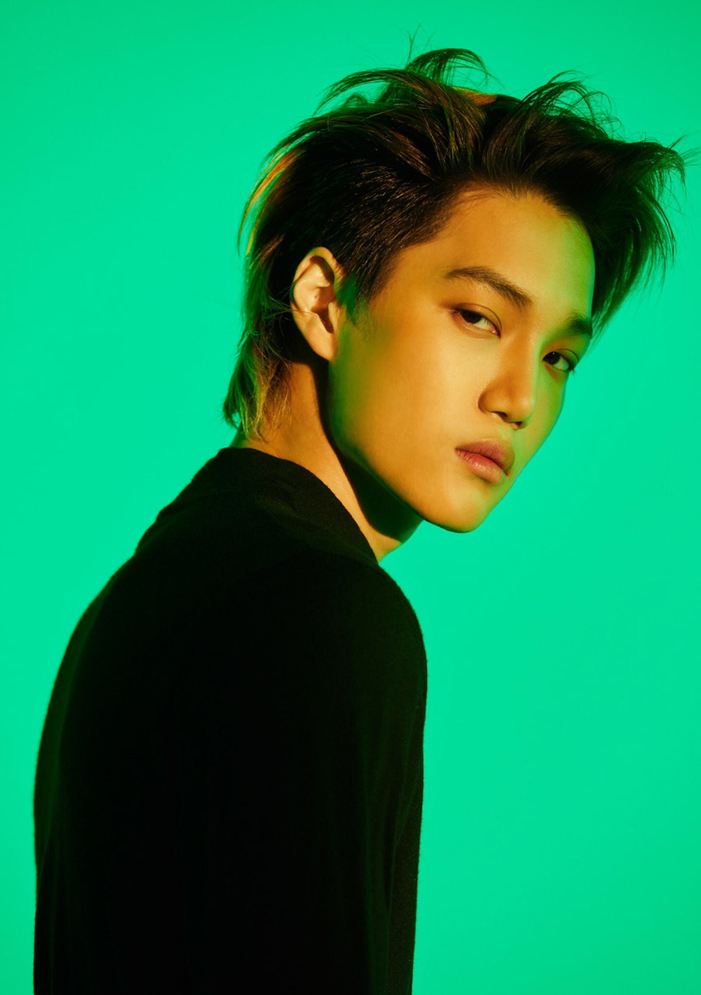 Exo Images Kai Love Shot Hd Wallpaper And Background Photos