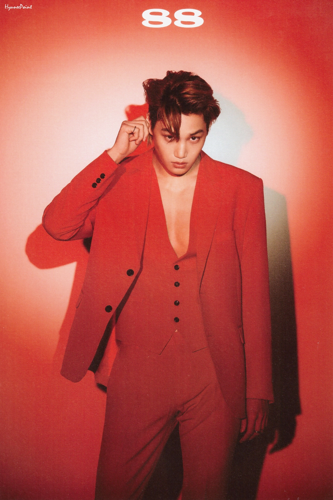Exo Images Kai Love Shot Hd Wallpaper And Background Photos 41770158