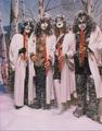 KISS ~Hollywood, California...October 19, 1976 (Creem Magazine photo session) - paul-stanley photo