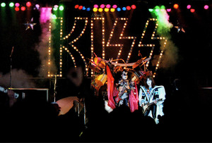 Kiss ~London, England...September 8, 1980