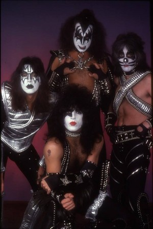 키스 (NYC) June 1, 1977