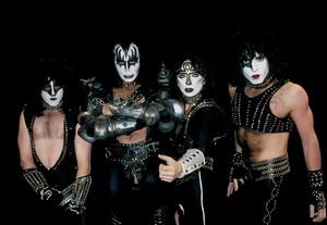吻乐队(Kiss) ~Toledo, Ohio...January 8, 1983
