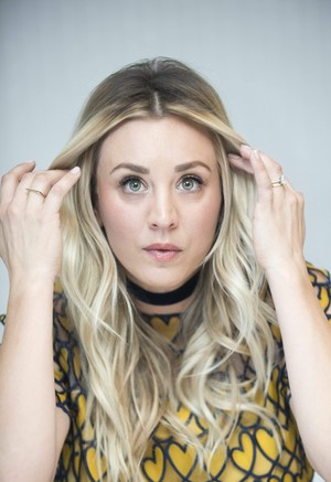 Kaley ~ TBBT Photocall in West Hollywood (2018)