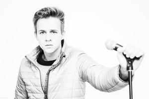 Kevin Collins - singer. 2018. Pics of Kevin
