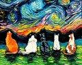 Kitties - cats fan art