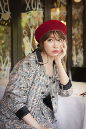 Kojima Haruna for Her lip to