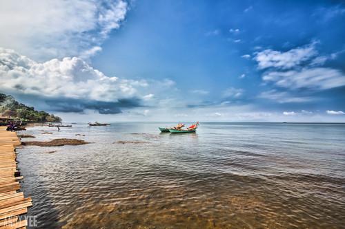 Cambodia वॉलपेपर entitled Krong Kaeb, Cambodia
