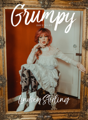 Lindsey Stirling - GRUMPY MAGAZINE // Issue #12