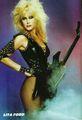 Lita Ford - 80s-music photo