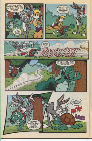 Lola Bunny Comic Book Part 2