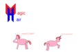 MH in PonyWorld - cartoons photo