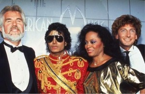 Backstage 1984 American সঙ্গীত Awards