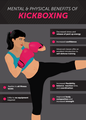 Mental And Physical Benefits Of Kickboxing