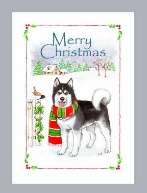 Merry Christmas, Antonia!