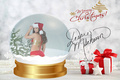 Merry X Mas from Dessie Mitcheson - hot-women photo
