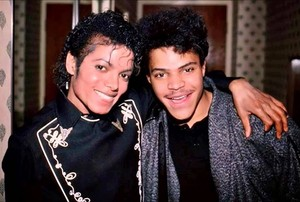 Michael Jackson And Rockwell