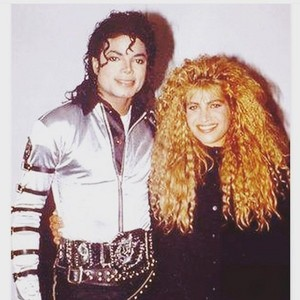 Michael Jackson And Taylor Dayne