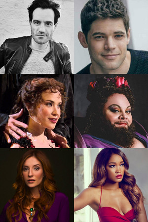 My Fan-Casting for the Broadway version of The Greatest Showman