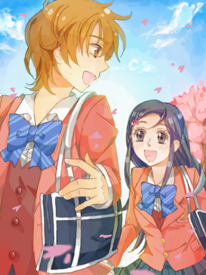 Nagisa and Honoka