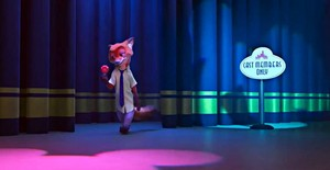 Nick Wilde in Wreck It Ralph 2 😁