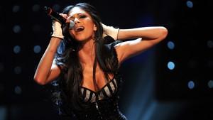 Nicole Scherzinger achtergrond