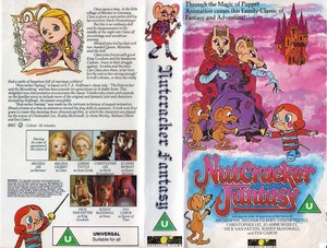 Nutcracker fantaisie (DVD)
